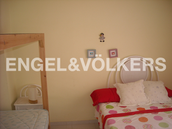 House in Cullera - bed room