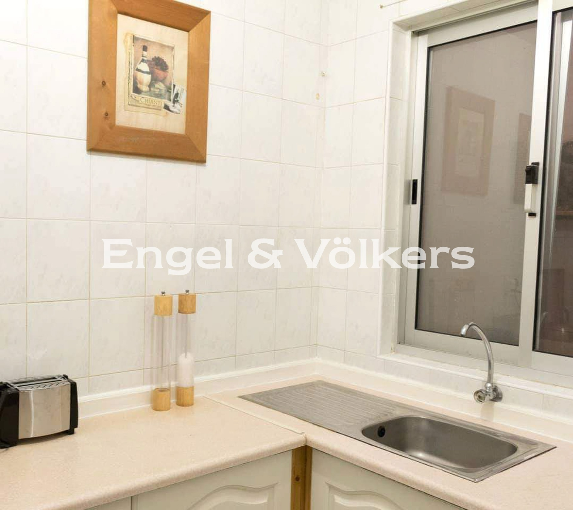 House in Floriana - Town house , Floriana, Kitchen/Dining/Living