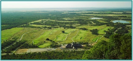 Land in Euphoria Golf & Hydro Estate - Estate view from the mountain