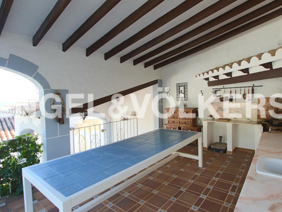 House in Dénia Montgó - Villa with spectacular views of Denia.
