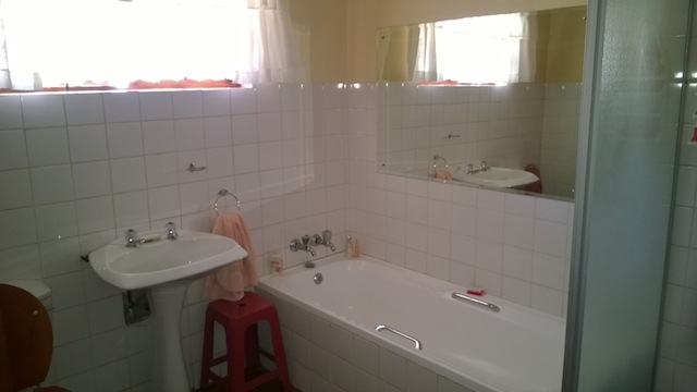 Apartment in Bult - Bathroom
