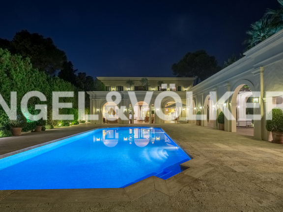 House in Beach Side Golden Mile - Swimming Pool