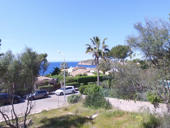 Land in Nova Santa Ponsa - Seaviews from 1st floor - Nova Santa Ponsa
