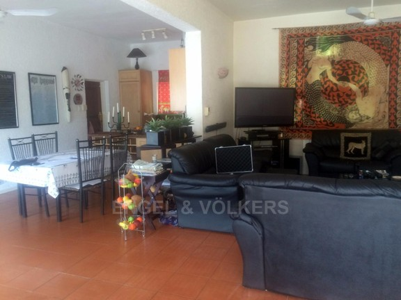 House in Kosmos Village - Lounge, dining room