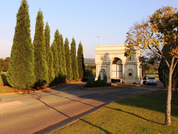 Land in Beau Rivage - Estate entrance