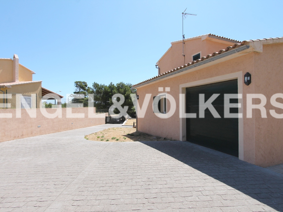 House in Cala Mesquida