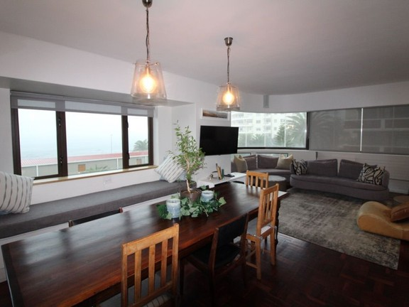 Condominium in Sea Point - Living Space