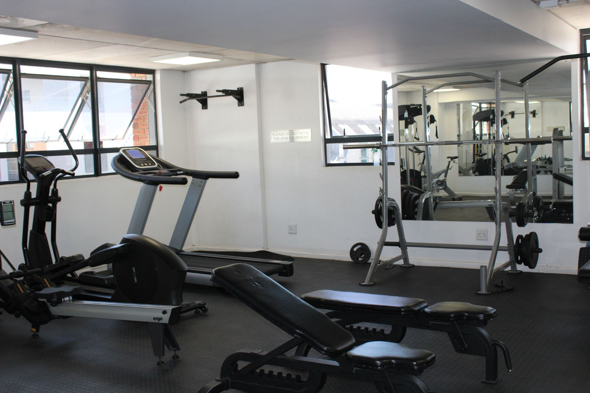Apartment in Observatory - Gym