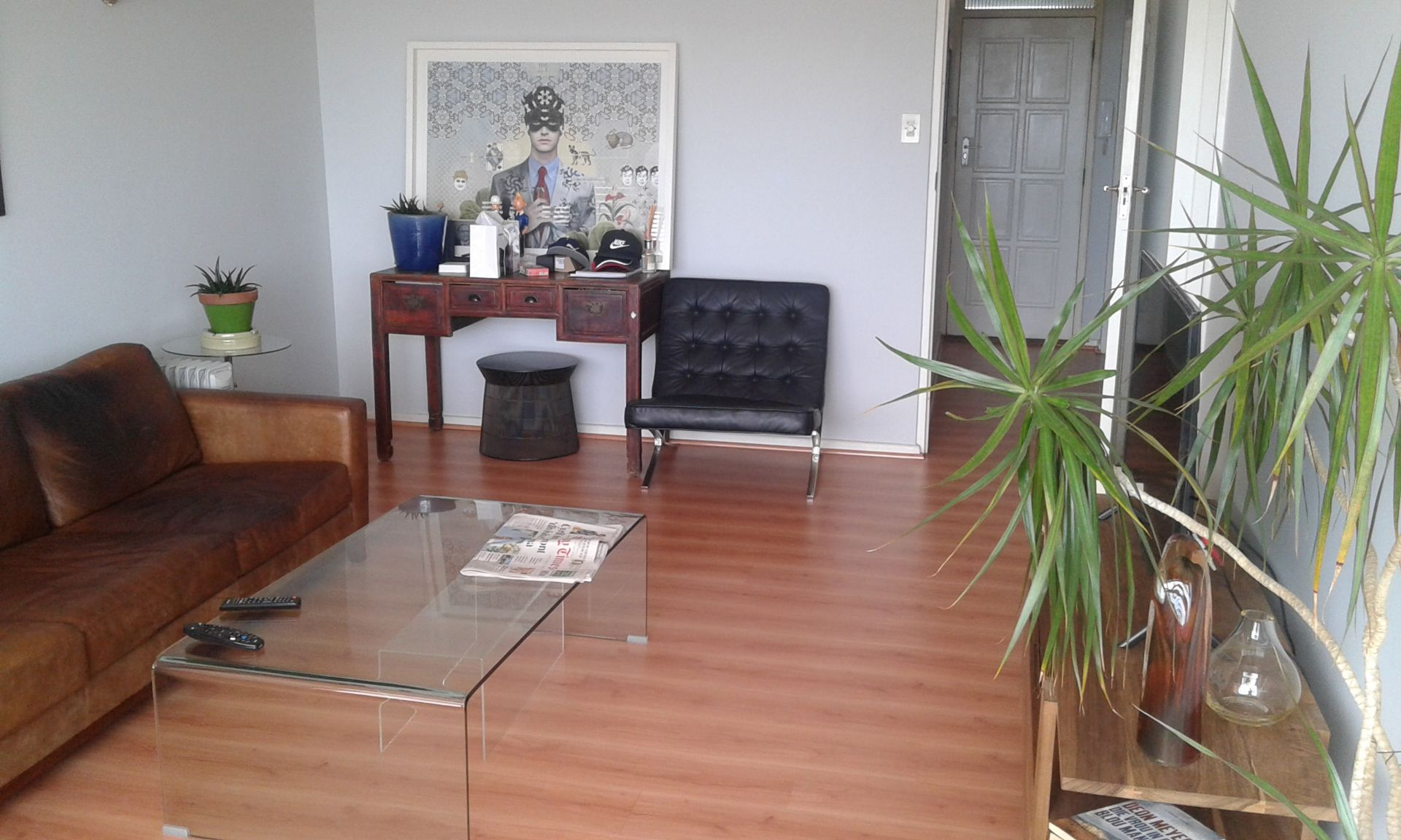 Apartment in Mouille Point - Lounge