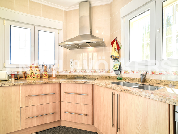 House in Calpe - Kitchen