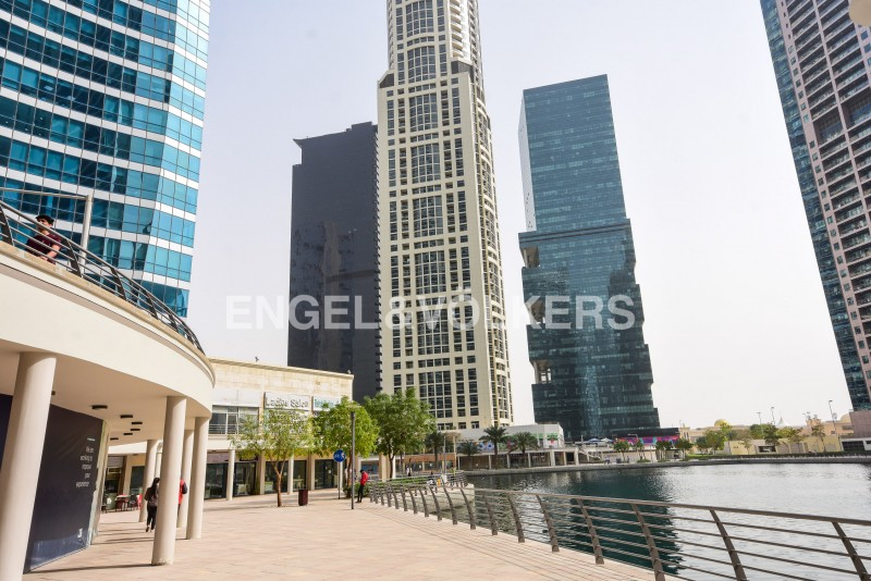 Retail Services in Jumeirah Bay X2