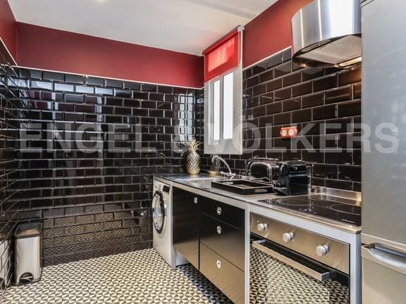 Condominium in Galvany - Kitchen fully equipped