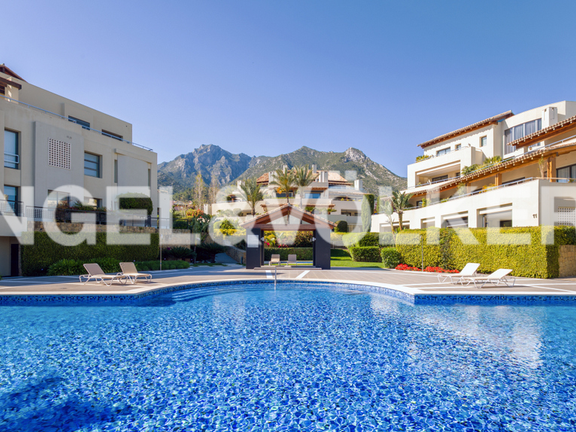Condominium in Cascada de Camojan - Apartment for sale in Imara Marbella
