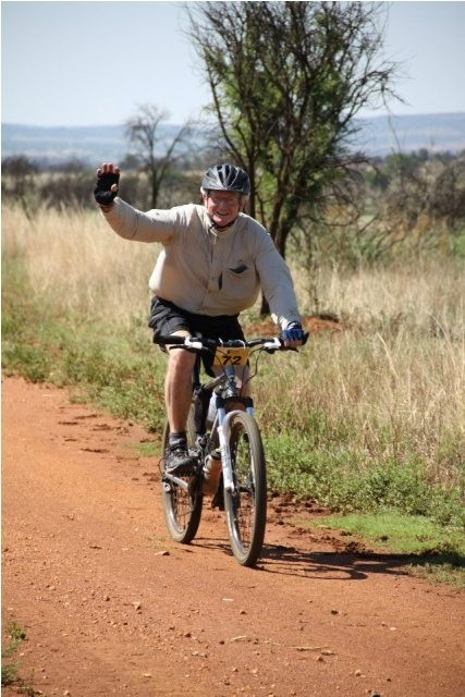 Land in Lekwena Wildlife Estate - Mountain Biking For All Ages