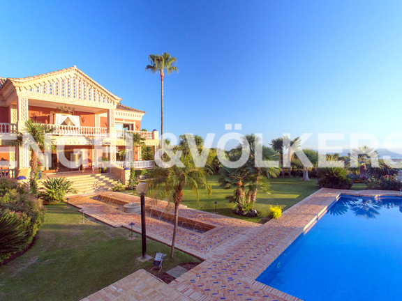 House in Sierra Blanca - Sea View