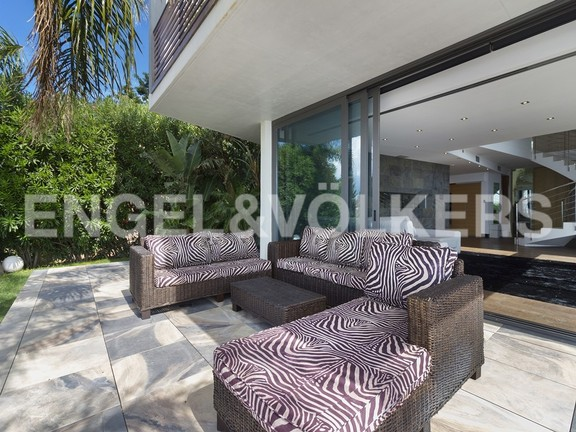 House in Benidorm Rincón de Loix - Ultra luxury villa with breathtaking views. Lounge area