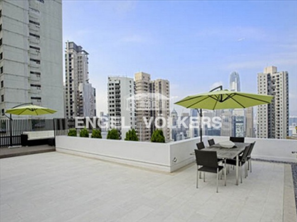 Apartment in Mid Level Central - 5G-5H Bowen Road 寶雲道5G-5H號