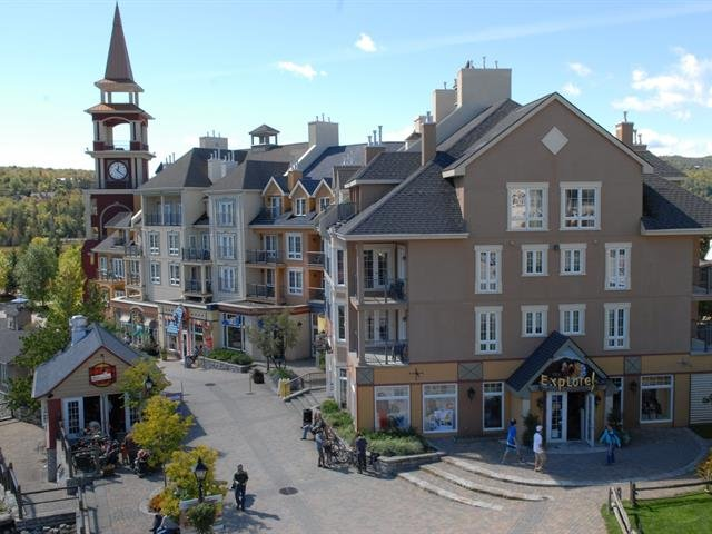 Apartment in Tremblant (Station)