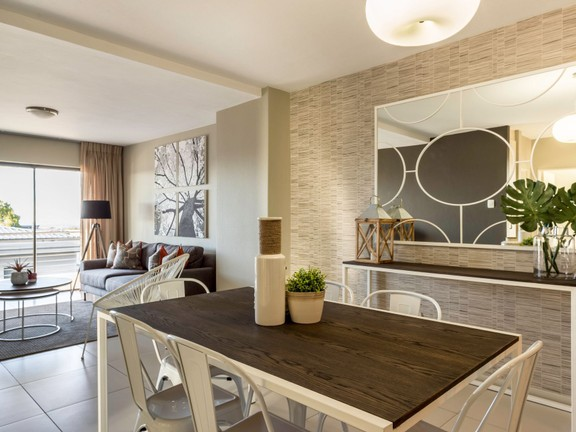 Condominium in Bryanston - 2 bed dining.jpg