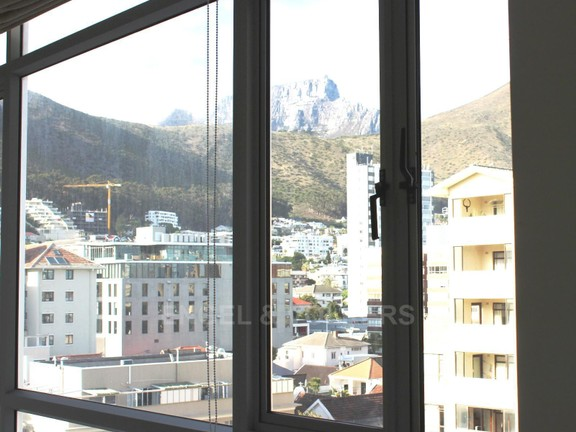 Condominium in Sea Point - Main Bedroom view