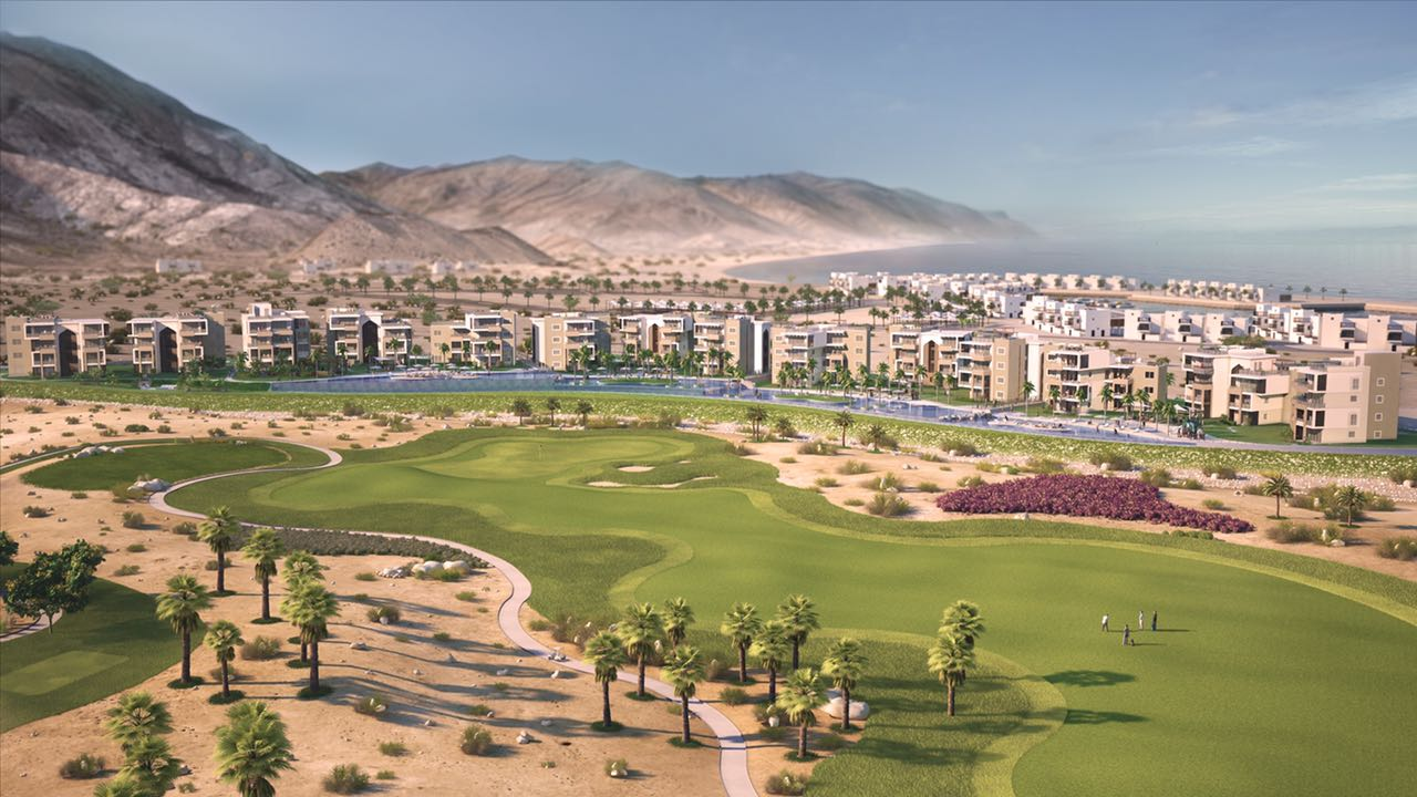 Apartment in Jebel Sifah