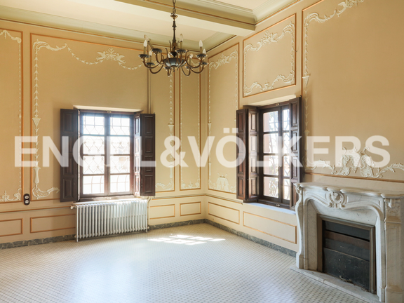House in Requena - Living room