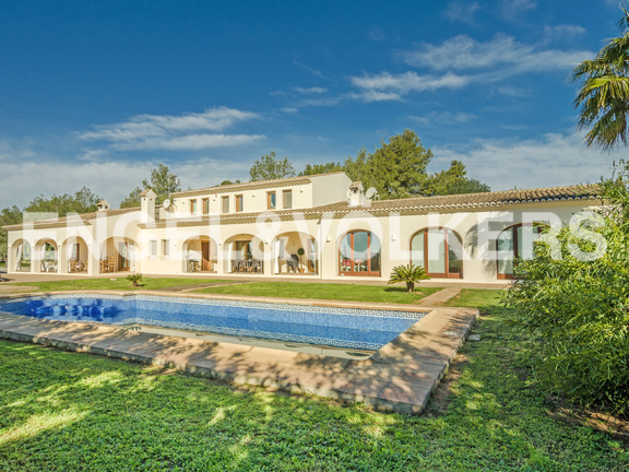 Luxury Villa in Moraira Costa, Villa