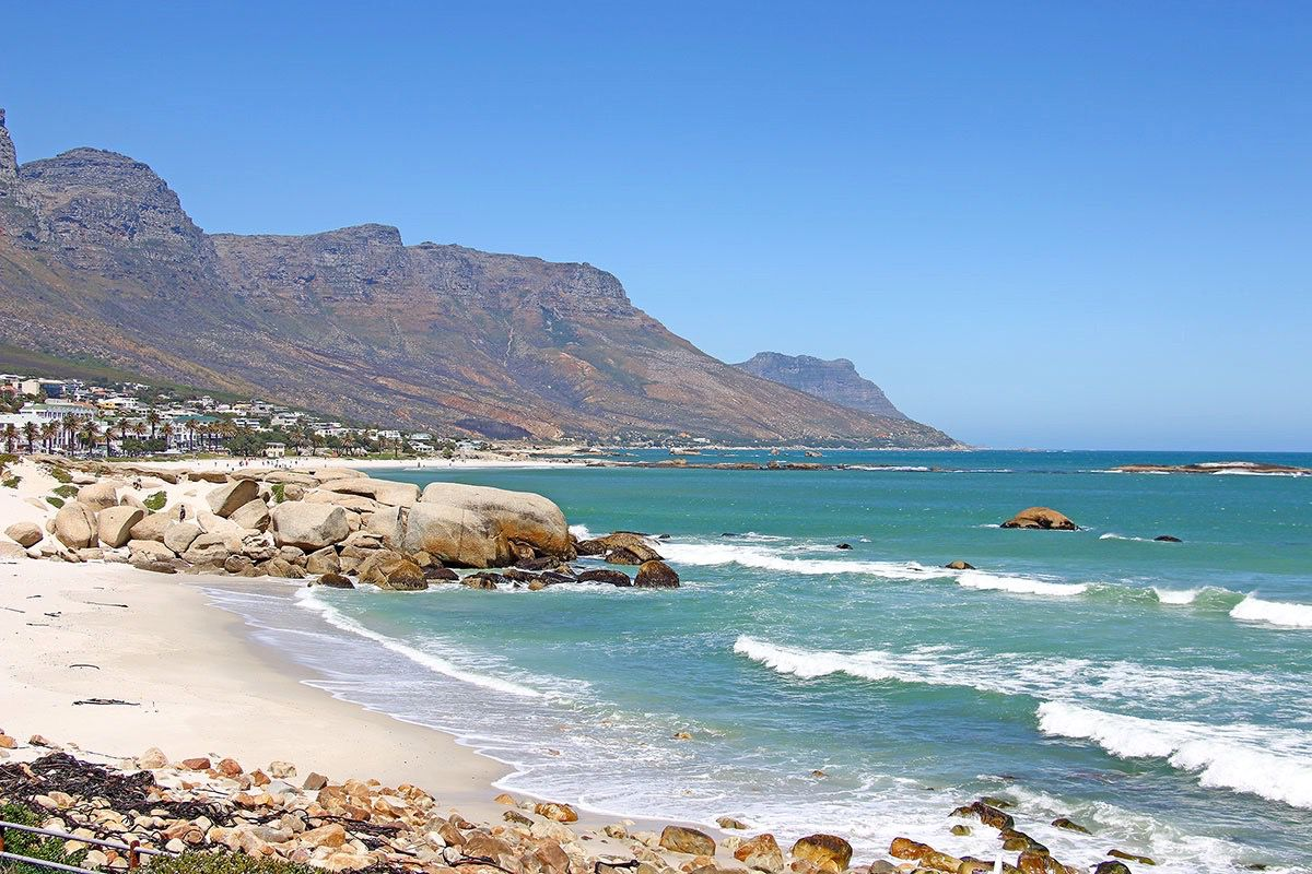 House in Camps Bay - 4.VIEW FROM DECK OF BEACH.jpg