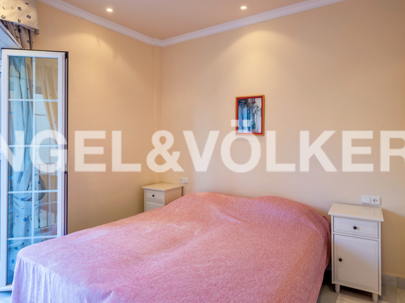 House in Marbella City - Guest Bedroom