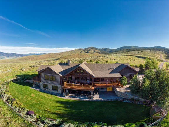 House in Florence - Exquisite Bitterroot Valley Custom Home