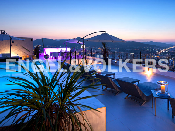 House in Ibiza - Terrace & view