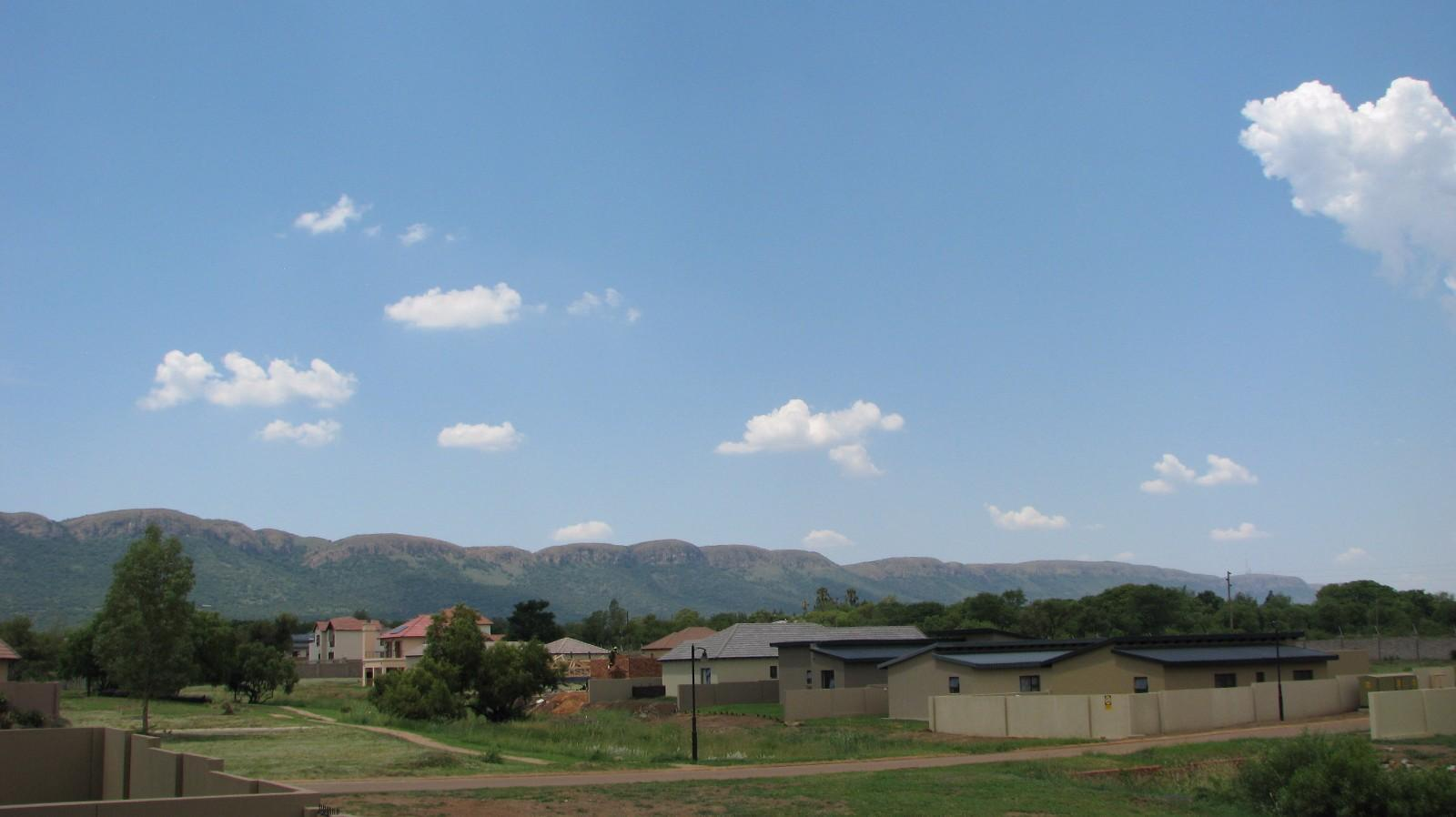 Apartment in Melodie - Views to the Magalies berg mountains