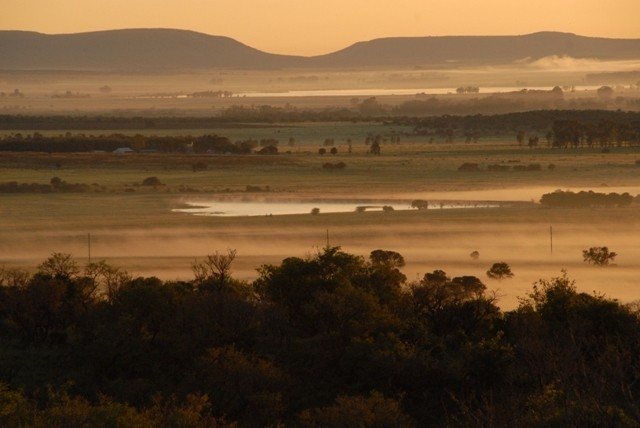 Land in Lekwena Wildlife Estate - Misty Morning