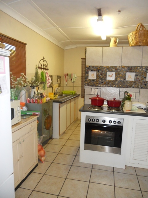 Land in Oudedorp - Kitchen
