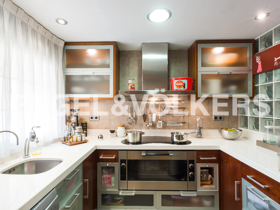 House in Manises - Kitchen