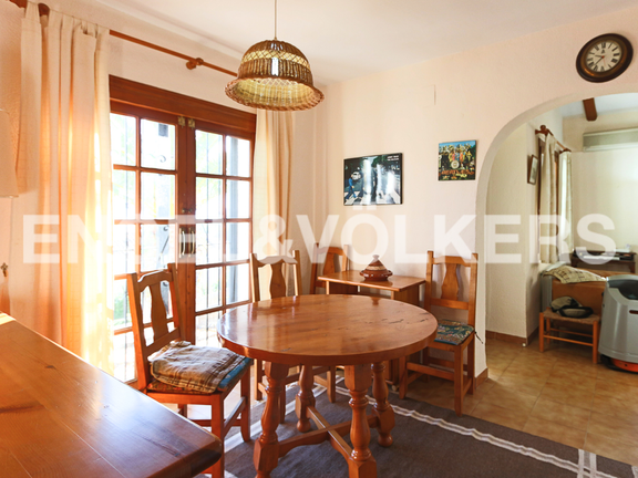 House in La Sella Golf - Dining room.