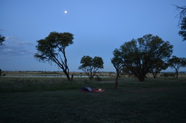 Land in Lekwena Wildlife Estate - Sunset Picnic With A View