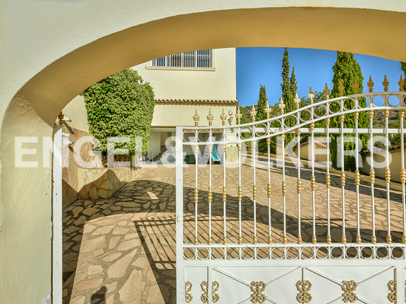 House in Calpe - Entrance