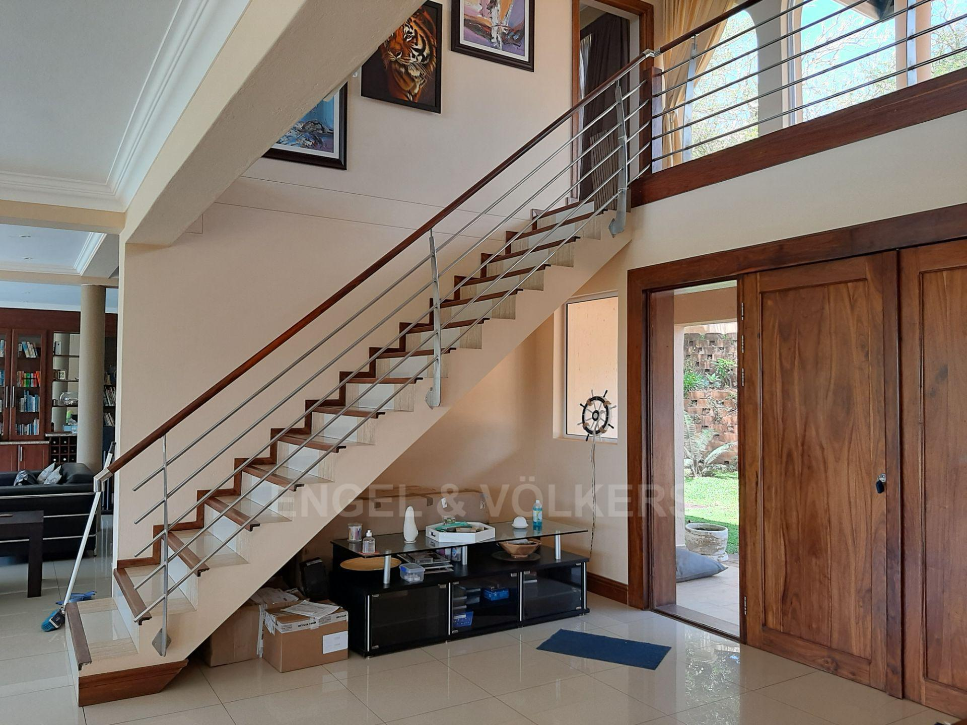 House in Southbroom - Staircase
