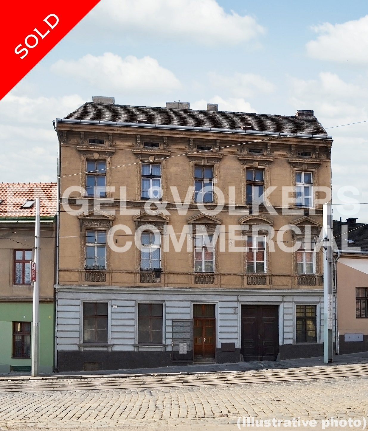 Investment / Residential investment in Libeň