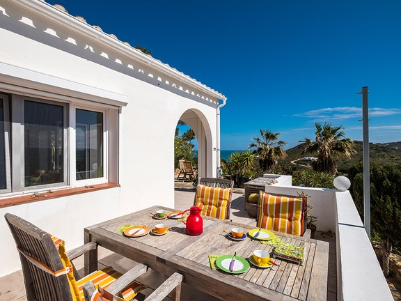 House in Playas de Fornells