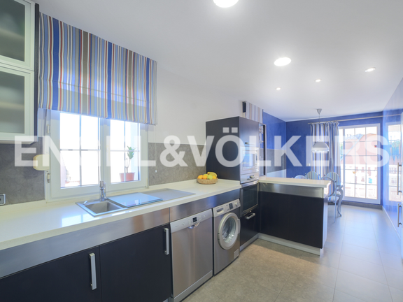 House in Godella - Kitchen