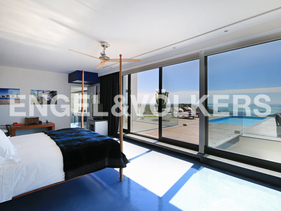 House in Ntra. Sra. de Jesús - Bedroom with views to the terrace