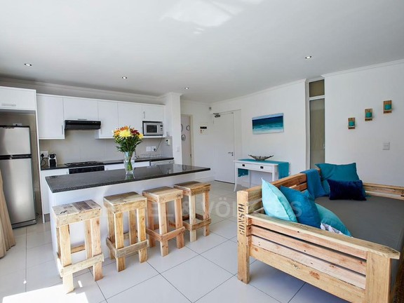House in Hout Bay - Open plan