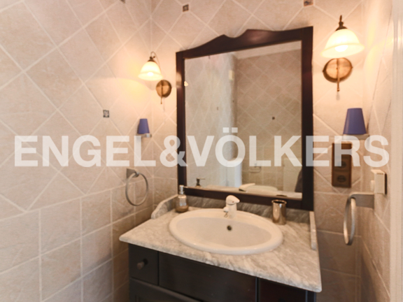 House in La Sella Golf - Bathroom with shower apartment.