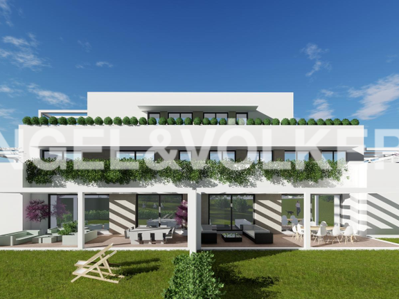 Condominium in Sotogrande Alto