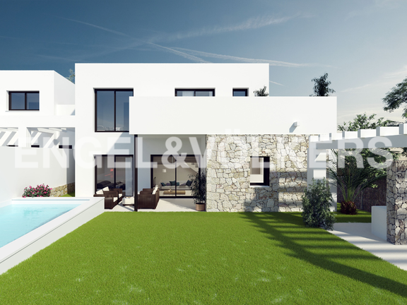 Modern New Build Property in La Pinada - Moraira, Villa