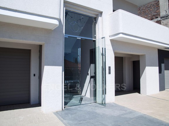 Condominium in Vredehoek - Front Entrance 1 .jpg