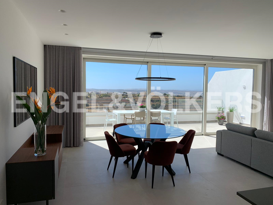Apartment in Gharghur - Dining Area