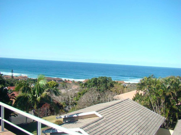 House in Shelly Beach - 016 View from Deck.JPG